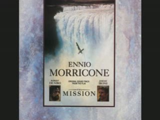 The Mission Gabriel's oboe