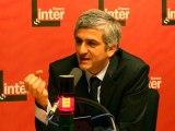 Hervé Morin - France Inter