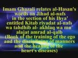 Le Soufisme du grand salaf l'imam Al Hassan Al Basri (RA)