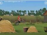 stunt dirt bike lvl 4