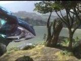 "Halo 3 Cranes ""Aveugles"""
