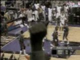 NBA Basketball - Vince Carter - Dunk At The Buzzer