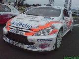 Rétro Rallye CUOQ 307 WRC Saison 2007