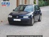 Voiture occasion Volkswagen Golf IV ELNE