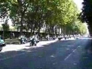 Motards gendarmerie paris 14 juillet défilé