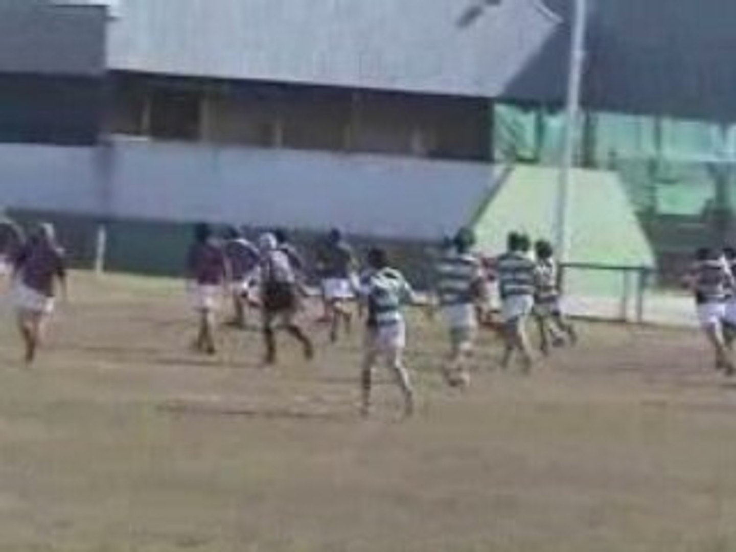 Mi try vs Don Bosco