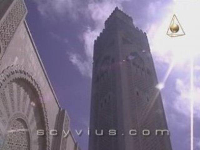 Mosquée Hassan II - SCYVIUS