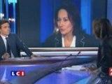 Ségolène Royal critique Nicolas Sarkozy