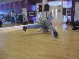 B-Boy, locking and popping classes worldwide
