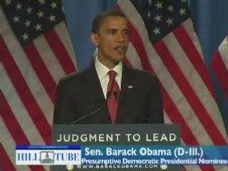 Obama firm on Iraq withdrawal