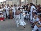 Roda De Rua. Capoeira Saint Germain En Laye.