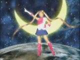 [PGSM] Sailor Moon's transformation