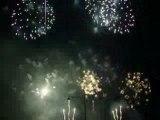 Magnifique Feu d'Artifice du 14 juillet sur Versailles