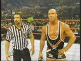 John Cena Polls Wwe Superstars About Kurt Angle