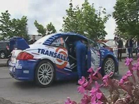 Rallye alsace vosges 2008, Patrick Henry