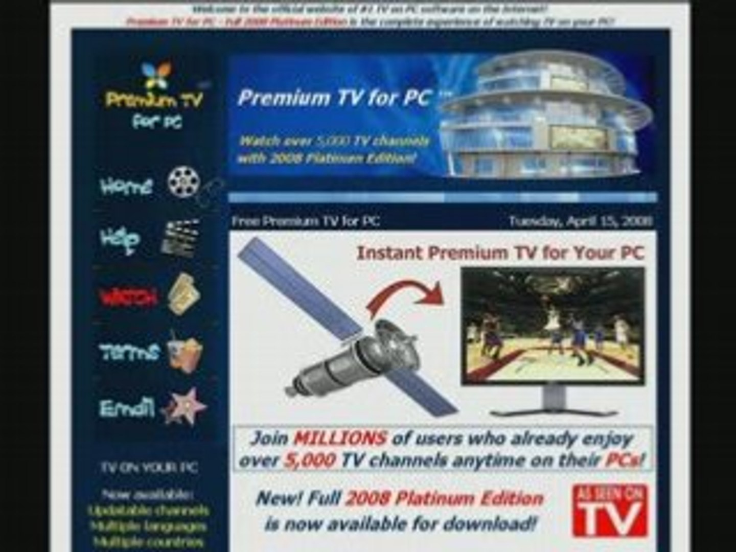 Online tv shows - how to watch free shows and tv series