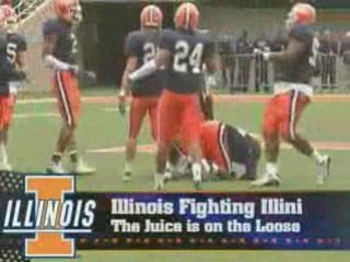 College Sports Minute for Thursday, July 17, 2008