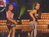 Reggaetón: Sergio y Leidy (Bailando por un Sueño 21-06-08)
