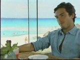 Rebelde - rbd - mia y miguel desayunan junto al mar