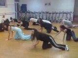 Extrait d'un cours danse de ragga