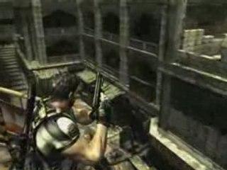 Resident Evil 5 Gameplay Video 2