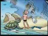 Video Dudu la tortue - environnement, tortue, pollution,