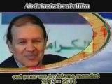 Abdelaziz Bouteflika Oui pour un troisieme mandat 2009 2014