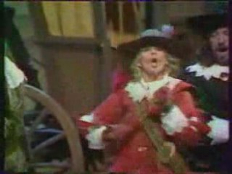 D'Artagnan - Annie Cordy