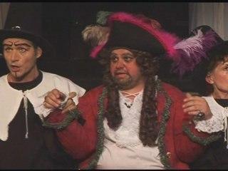 Monsieur de Pourceaugnac au Théâtre du Nord Ouest