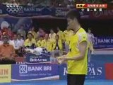 2008 Badminton Thomas Cup Final MD1 game 1 2/2
