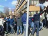 Hooligans Fight of Russia