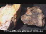 Gold Ore - Gold - Gold nuggets - Gold prospecting -