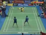 2008 Badminton Thomas Cup Final MD2 part 3