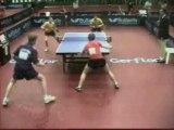 championnats d'europe des jeunes finale double cadets set3