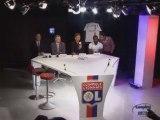 John Mensah a l'Olympique Lyonnais