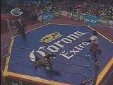 Zorro vs CIbernetico (c) for the AAA World Title