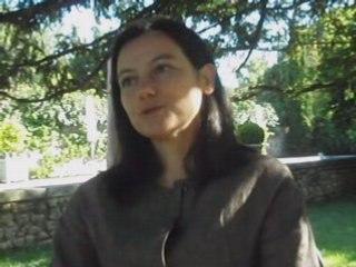 Interview d'Olivia Gautier, propriétaire des Orangeries