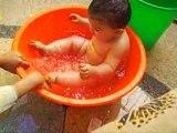 mon premier bain au maroc
