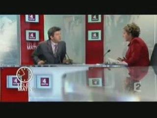 4 Vérités La Chine, interview de Melanchon sur le tibet
