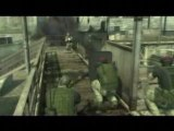 Metal Gear Solid 4 TGS METAL GEAR ONLINE VIDEO
