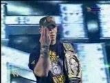 john Cena entrance at Wrestlemania 23