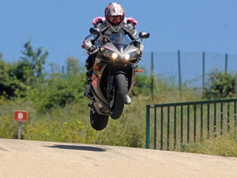 VIDEO RECO MOTO TOUR 2008 : A DONF ! ( moto journal )
