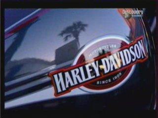 Grosses Bécanes = Harley Davidson