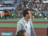 PSG - Lierse - 4-0 - Résumé foot avec Giuly et Makélélé