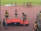 Championnats de France athlétisme des jeunes NARBONNE  2007