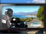 Balade du Tour de Corse en moto - Extrait Routes et Motards