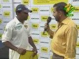 India in Sri Lanka 2008 [Test 1] [Presentation Ceremony]