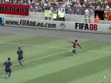 FIFA08: Gol Martins @ Manchester United