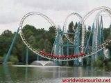 Parc Asterix - Goudurix roller coaster