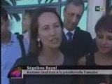 Segolene Royal au MAROC
